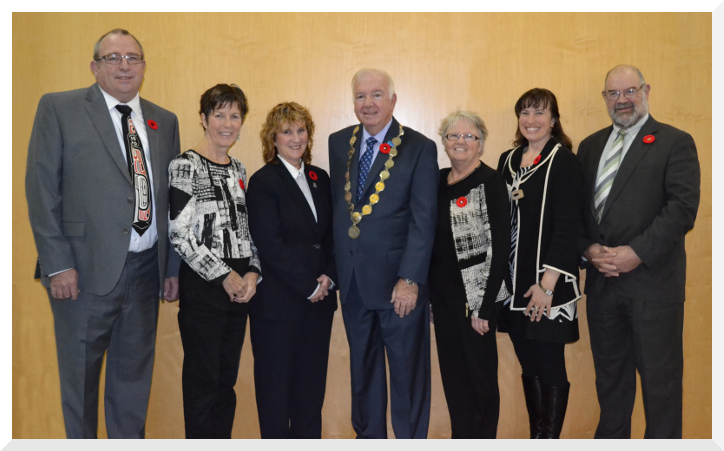City of Parksville Council Nov 2016