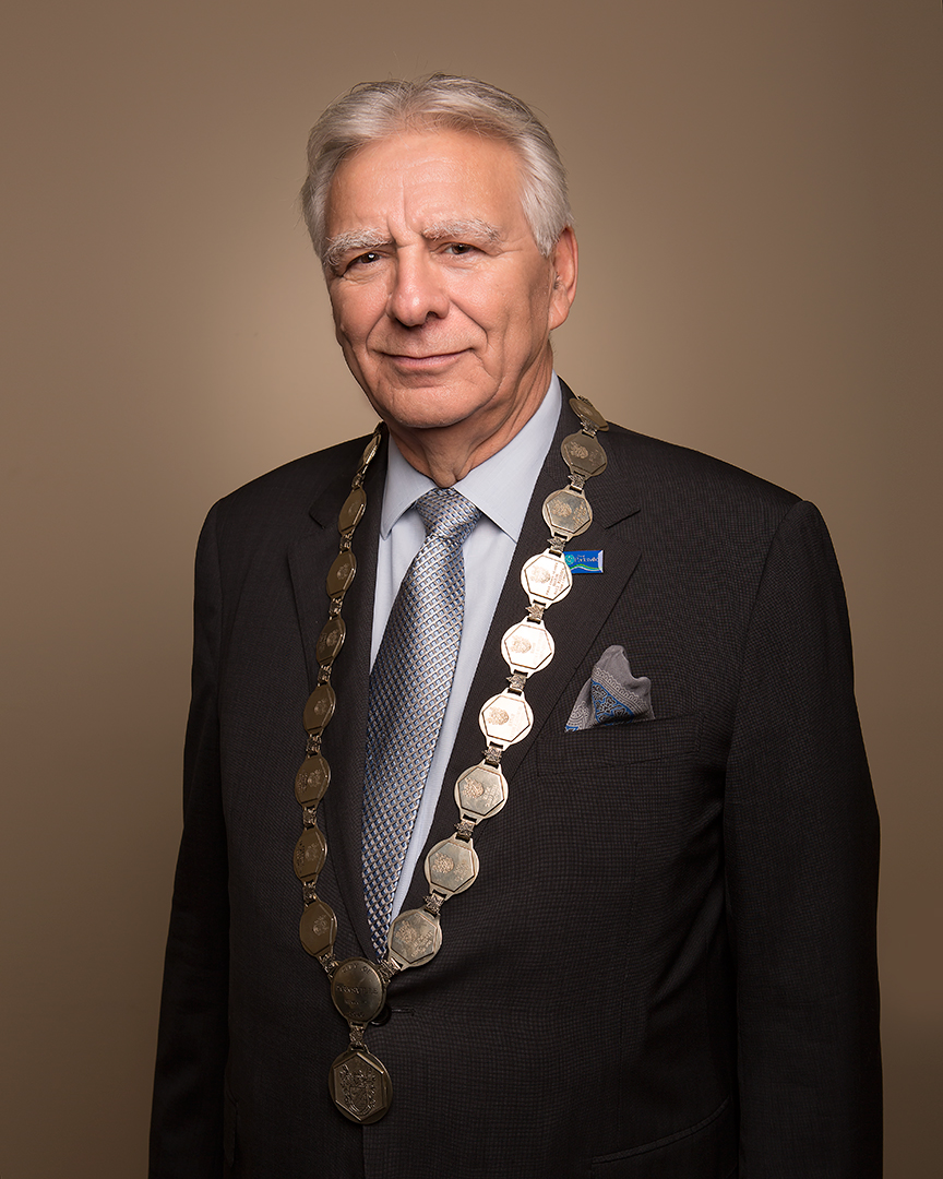 Mayor Ed Mayne 2018